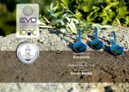 EVO INTERNATIONAL - SILVER MEDAL