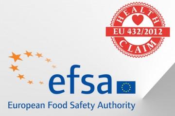 EFSA - HEALTH CLAIM