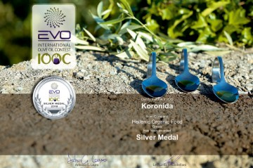 EVO INTERNATIONAL IOOC - SILVER MEDAL