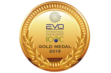 Hellenic Organic Food Gold Medal