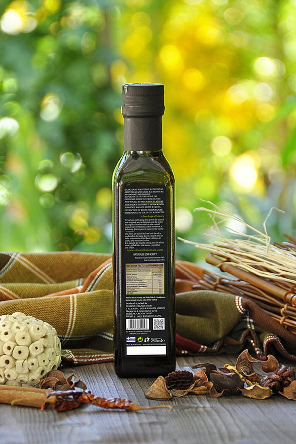 250 ml EXTRA VIRGIN OLIVE OIL